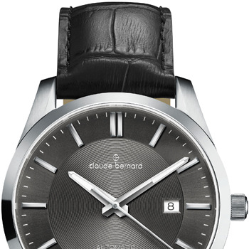 Claude Bernard Classic Automatic Gents Watch, Black
