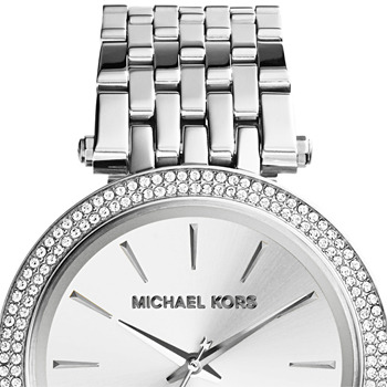 Michael Kors DARCI Ladies Watch, Silver