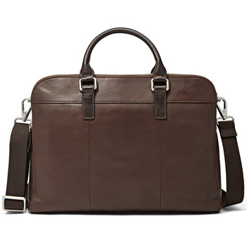 Fossil MERCER Double-Zip Workbag