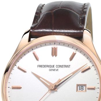 Frédérique Constant CLASSICS Index Automatic Gents Watch PVD