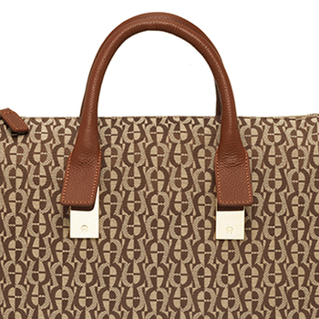 Aigner 'A' Logo Damen Businesstasche