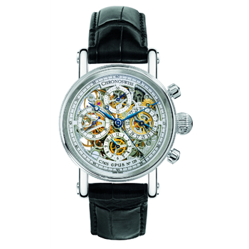 Chronoswiss SIRIUS SKELETON Gents Chronograph