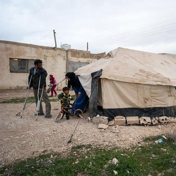 Glückskette Hilfe für Flüchtlinge