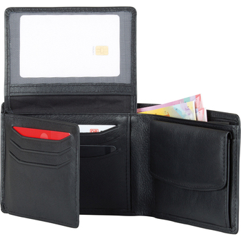 Pack Easy Men's Leather Wallet