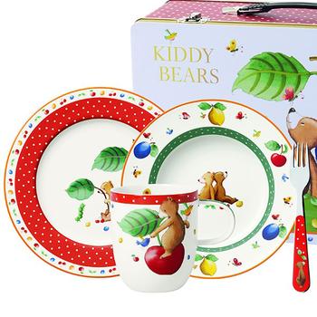 Villeroy & Boch KIDDY BEARS Kindergeschirr-Set L
