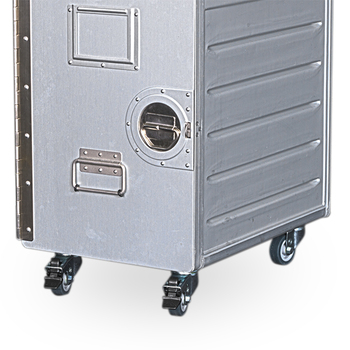 Airline Trolley Container on Wheels