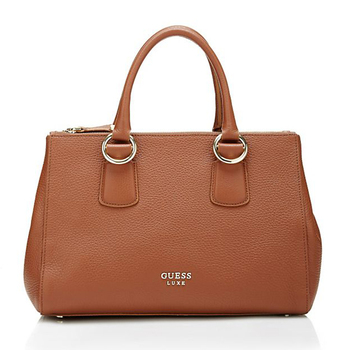 GUESS CHARLOTTE Leather Handbag