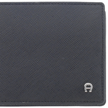 Aigner Mens Wallet with Coin Compartment