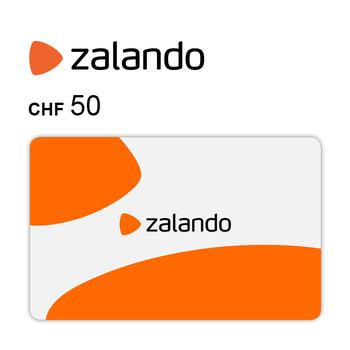 Zalando.ch Digital Gift code CHF50