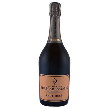 Champagne Brut Rosé AOC - 6 bottles