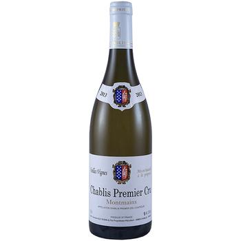 Chablis Montmains 1er Cru Vieilles Vignes AOC 2014 - 6 bottles