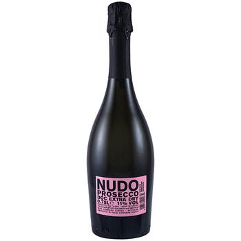Prosecco NUDO Extra Dry DOC - 6 bottles