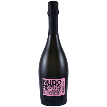 Prosecco NUDO Extra Dry DOC - Magnum
