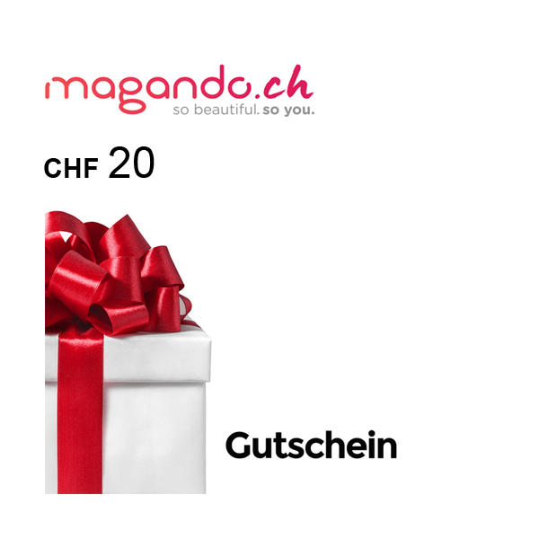 Magando Gift voucher CHF20 Image