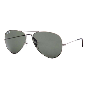 Ray-Ban AVIATOR Men's Sunglasses RB3025 Polarized