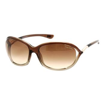 Tom Ford JENNIFER Women's Sunglasses FT0008