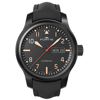 FORTIS Aeromaster Stealth Gents Watch