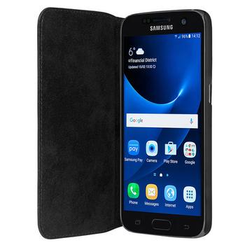 bugatti OSLO Booklet Case für Samsung Galaxy S7