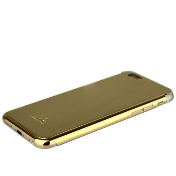 Diamond Cover with 24K Gold for iPhone 6/6s