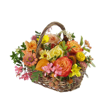 Fleurop Natural Seasonal Basket