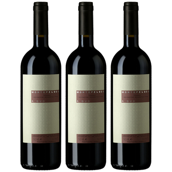 A Quo 2012, IGT Montepeloso - 3 bottles