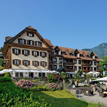 Wellness Overnight Stay at the Lake Lucerne