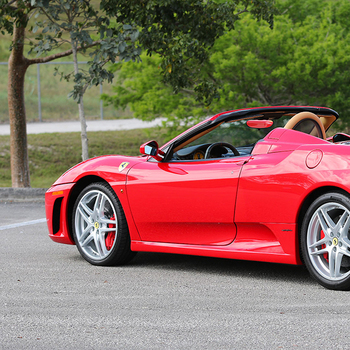 Day Hire of a Ferrari F430