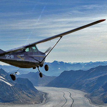 Sightseeing Flight of Jungfraujoch