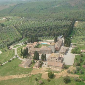 3-tägige VIP Toskana Helikopter Tour