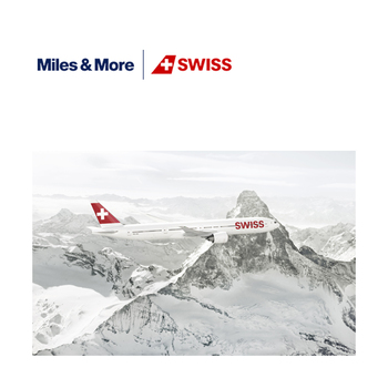 SWISS - Miles & More
