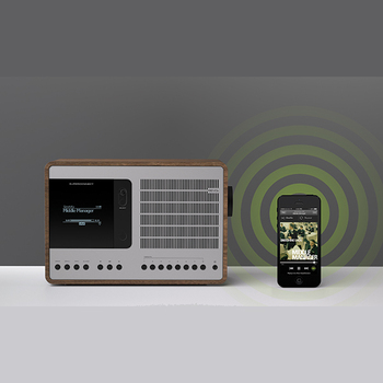 Revo SuperConnect FM/DAB/DAB+ Internet Radio with W-Fi