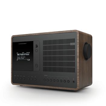 Revo SuperConnect UKW/DAB/DAB+ Internet Radio mit W-Fi