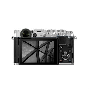 Olympus PEN-F Compact System Camera 17mm Kit