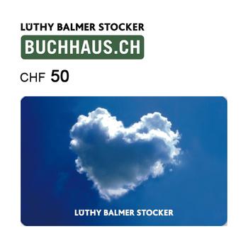 Lüthy Balmer Stocker Gift card CHF50