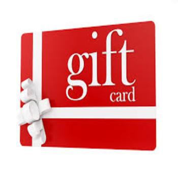 Deine Geschenkkarte wird dir per Post zugesandt