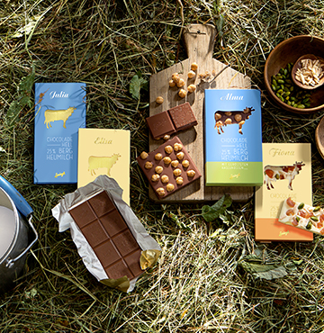 Finest Swiss chocolate