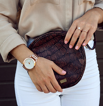 Fashion accessories & timeless watches