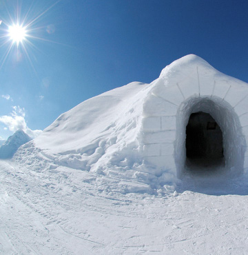 The world of the Eskimos